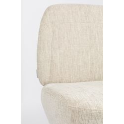 Zuiver Dusk Lounge Chair Sand