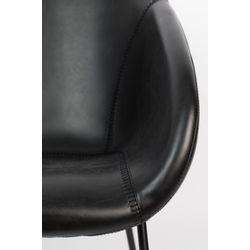Zuiver Feston Lounge Chair Zwart