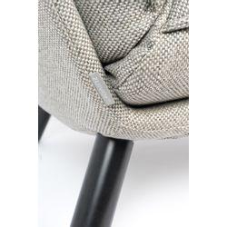 Zuiver Lazy Sack Lounge Chair Lichtgrijs