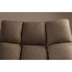 Dutchbone Bar Lounge Chair Lichtgrijs