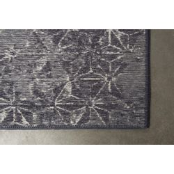 Zuiver Miller Vloerkleed Blauw - 170 x 240 CM