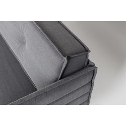 Zuiver Jaey Lounge Chair Steengrijs