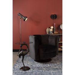 Dutchbone Crane Side Table Zwart