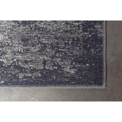 Dutchbone Caruso Vloerkleed Distressed Blue - 200 x 300 CM
