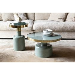 Zuiver Coffee Table Glam Green