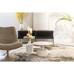 Zuiver Coffee Table Glam White