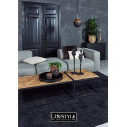 LifeStyle Baltimore Salontafel - 120 x 60 x 38