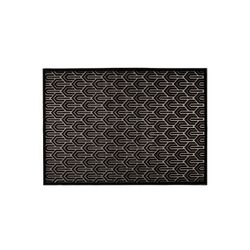 Zuiver Beverly Vloerkleed Zwart - 170 x 240 CM