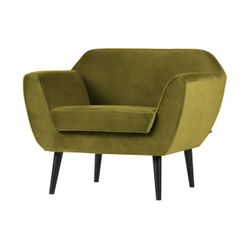Woood Rocco Fauteuil Olive