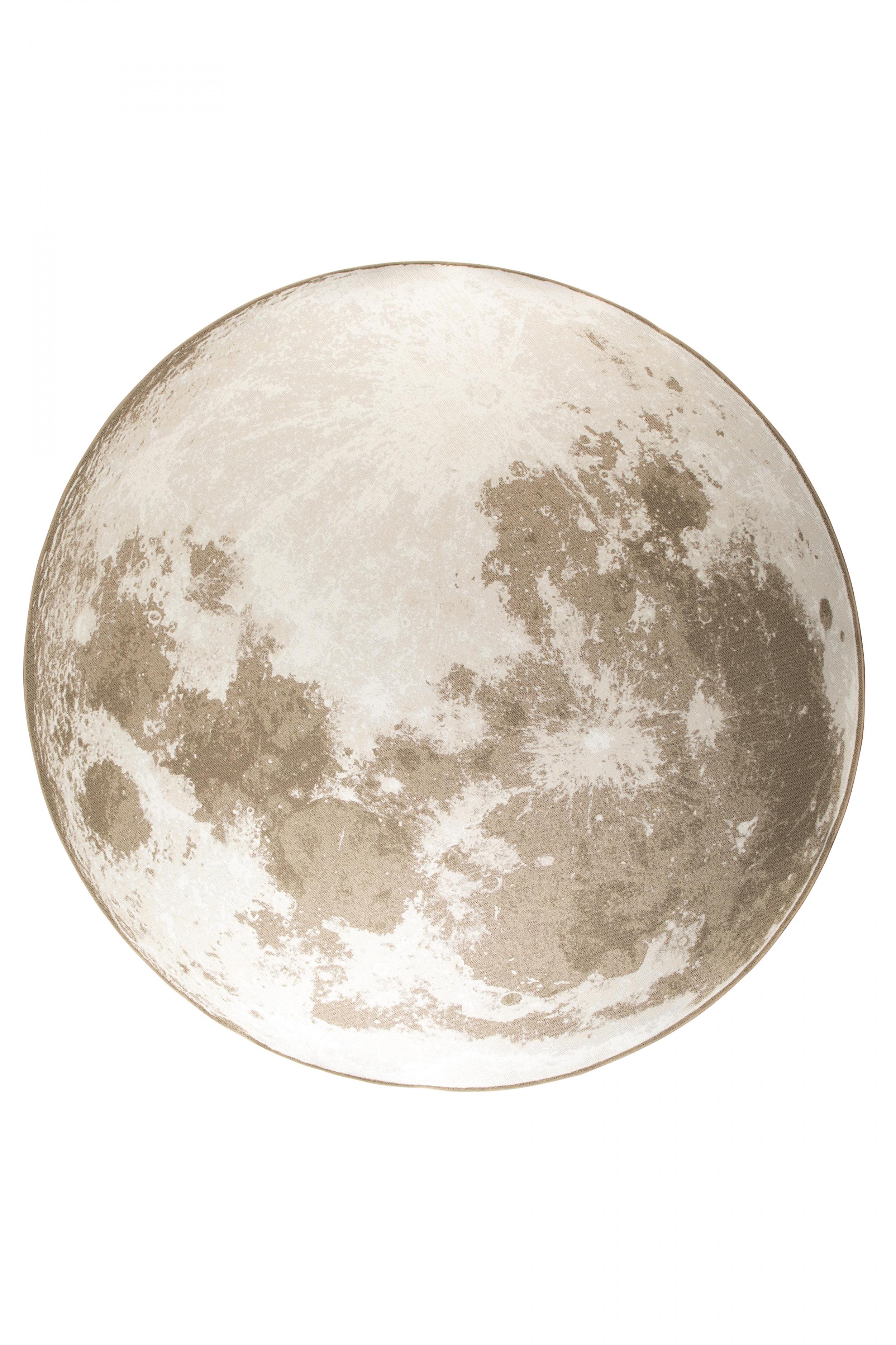 Zuiver Outdoor Vloerkleed Moon Soft Latte - 200 CM
