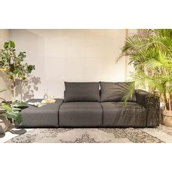 Zuiver Outdoor Sofa Element No Arm Breeze Rechts Antraciet