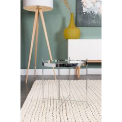 Zuiver Cupid Side Table Zilver