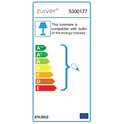 Zuiver Hanglamp Orion 18