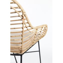 White Label Living Armchair Tiger