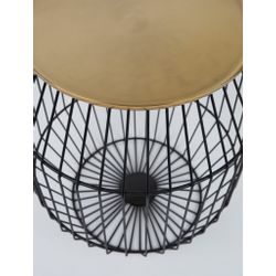 White Label Living Side Table Nout