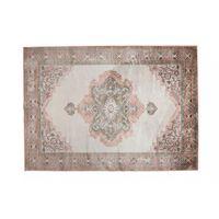 Dutchbone Mahal Vloerkleed Pink Olive - 200 x 300 CM