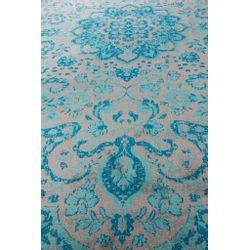 White Label Living Carpet Chi Blue 160X230