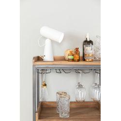 White Label Living Desk Lamp Vesper White