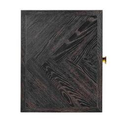 Richmond Interiors Nachtkastje Blackbone gold 1-lade (Goud)