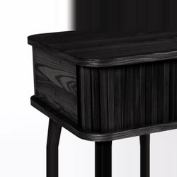 Zuiver Barbier Side Table Black
