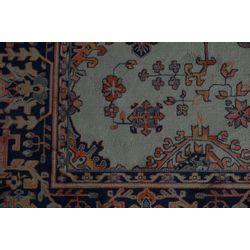 White Label Living Carpet Raz 160X230 Green