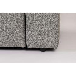 Zuiver Outdoor Sofa Element Breeze Rechts Grijs