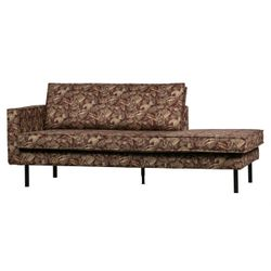 BePureHome Rodeo Daybed Links Bouquet Chestnut