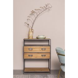 White Label Living Console Table Samuel