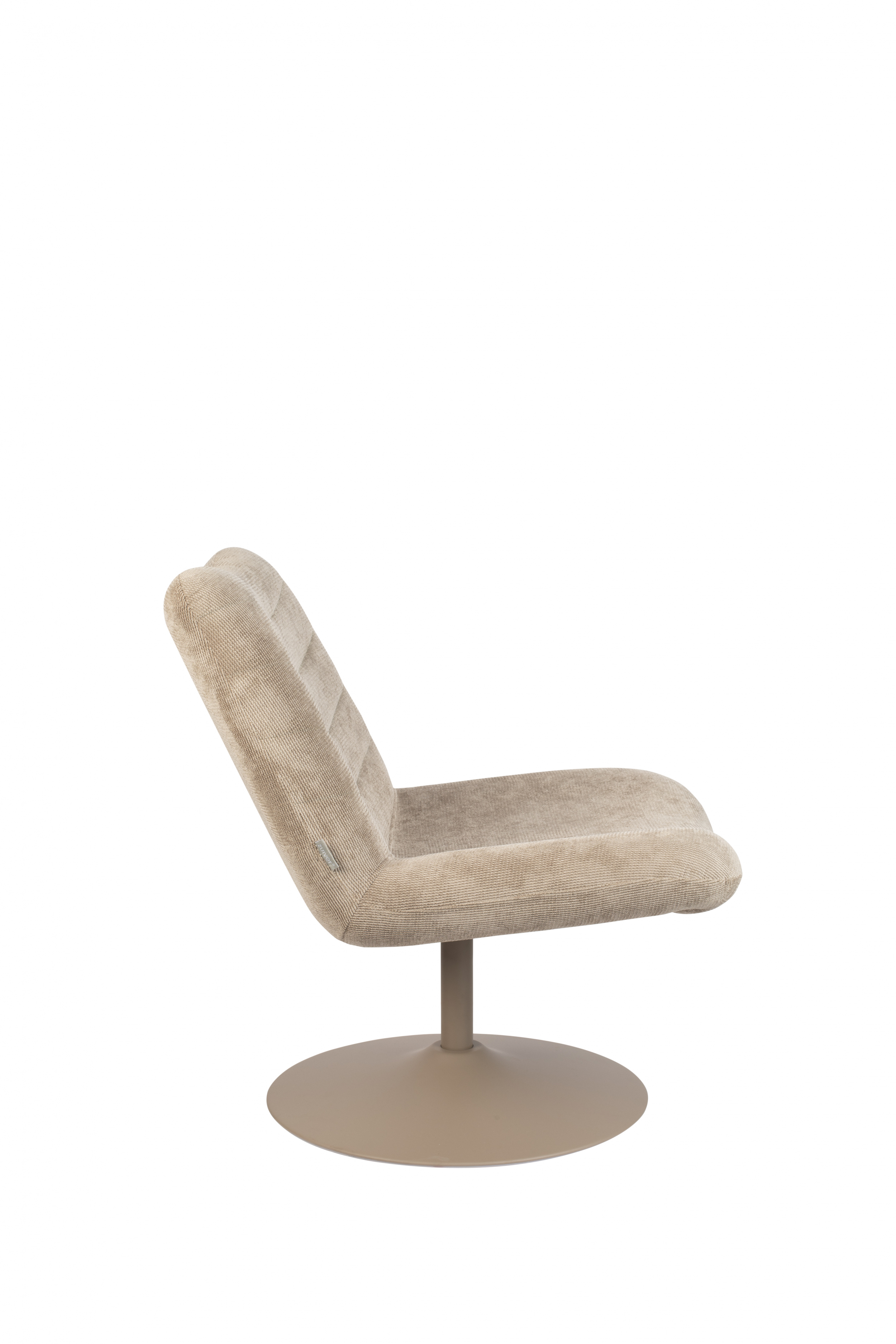 Zuiver Lounge Chair Bubba Beige