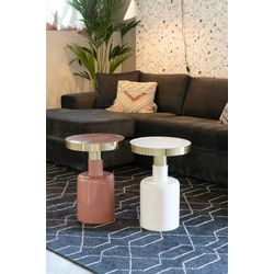 Zuiver Glam Side Table Roze