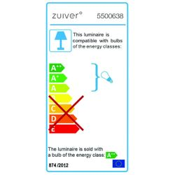 Zuiver Dice-1 DTW Spot Light Wit
