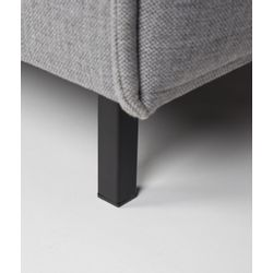 Zuiver Jaey Lounge Chair Lichtgrijs