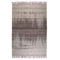 White Label Living Carpet Liv 200 x 300 Plum