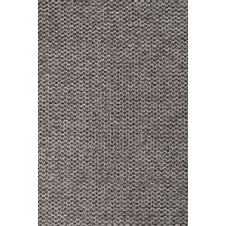 White Label Living Lounge Chair Jolien Arm Black/Grey