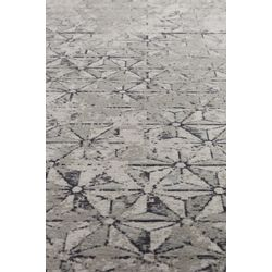 Zuiver Miller Vloerkleed Grijs - 170 x 240 CM