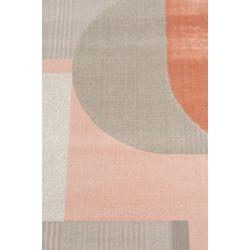 Zuiver Hilton Vloerkleed Roze - 160 x 230 CM