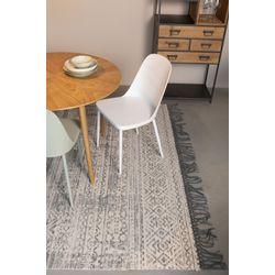 White Label Living Carpet Liv 170 x 240 Sea Blue