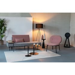Zuiver Spike Lounge Chair Roze