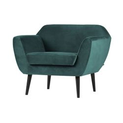 Woood Rocco Fauteuil Teal