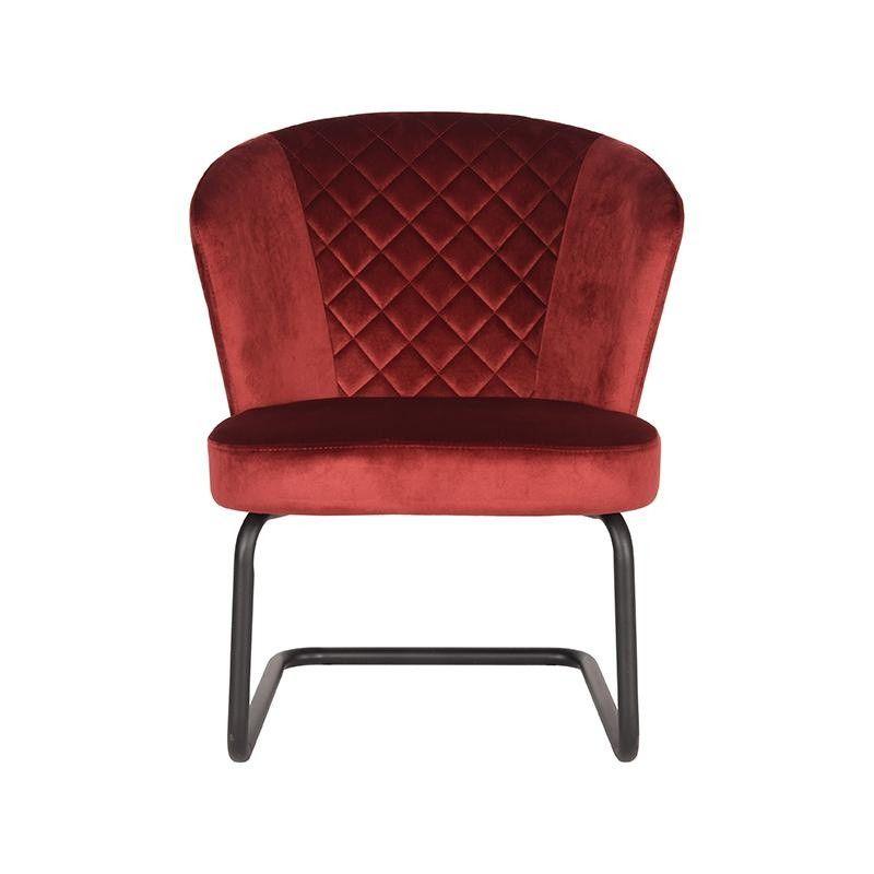 Rode Stoel Polyester Online Bestellen? | Living27