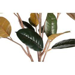 Woood Rubber Kunstplant Groen 170cm