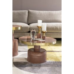 Zuiver Coffee Table Glam Pink