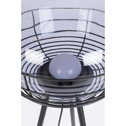 Zuiver Smokey Tafellamp Black