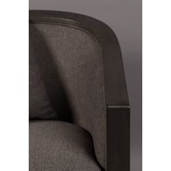 Dutchbone Amaron Lounge Chair Naturel/Grijs