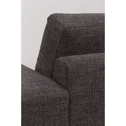 Zuiver Jean Lounge Chair Antraciet