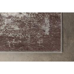 Dutchbone Caruso Vloerkleed Distressed Brown - 170 x 240 CM