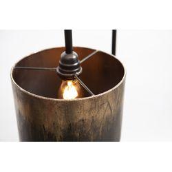 BePureHome Blackout Vloerlamp Metaal Zwart