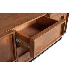 Woood Forrest TV Meubel Mango Hout Naturel