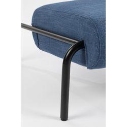 Zuiver Lekima Lounge Chair Donkerblauw