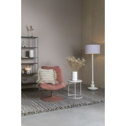 Zuiver Lounge Chair Bubba Pink